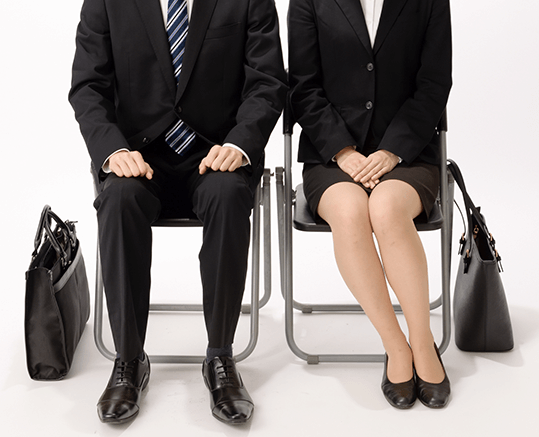 就職活動中の方、準備は万全ですか?